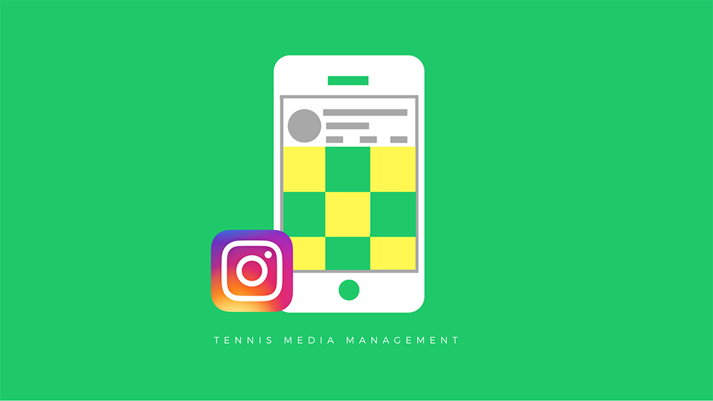 Tennis Digital Marketing Instagram
